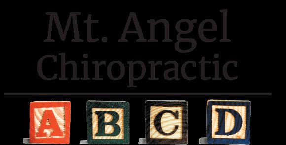 Mt. Angel Chiropractic logo - Home