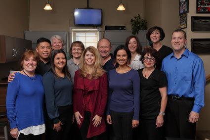 Alta Vista Chiropractic & Massage Clinic team