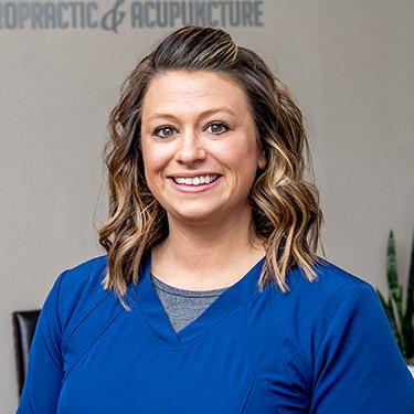 Amanda Isaacs, Engelken Chiropractic & Acupuncture Chiropractic Assistant