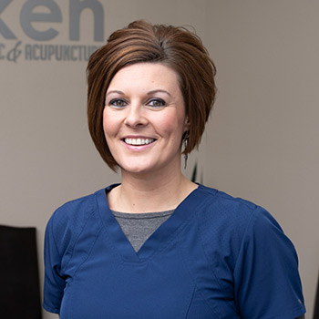 Erica Noland, Engelken Chiropractic & Acupuncture Chiropractic Assistant