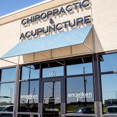 Engelken Chiropractic & Acupuncture building exterior