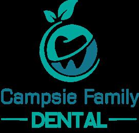 Campsie Family Dental logo - Home
