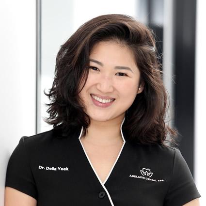 Dr Delia Yeak