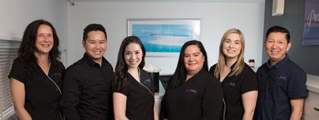 The team at Adelaide Dental Spa