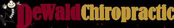 DeWald Chiropractic logo - Home