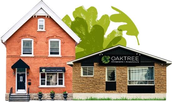 Oaktree Buildings