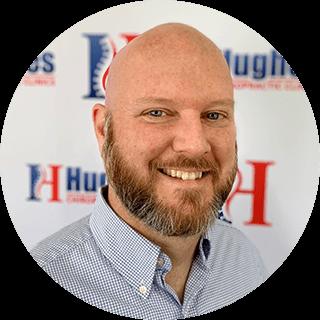Dr. Bryan Hughes headshot