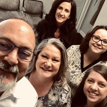 Meininger Chiropractic Clinic team
