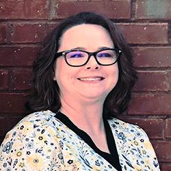 Jenice Gaudry, Meininger Chiropractic Clinic staff