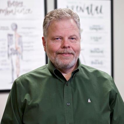 Chiropractor Bellevue, Dr. Michael Downey