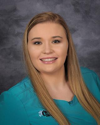 Haley Barnes, Corsentino Chiropractic Chiropractic Assistant