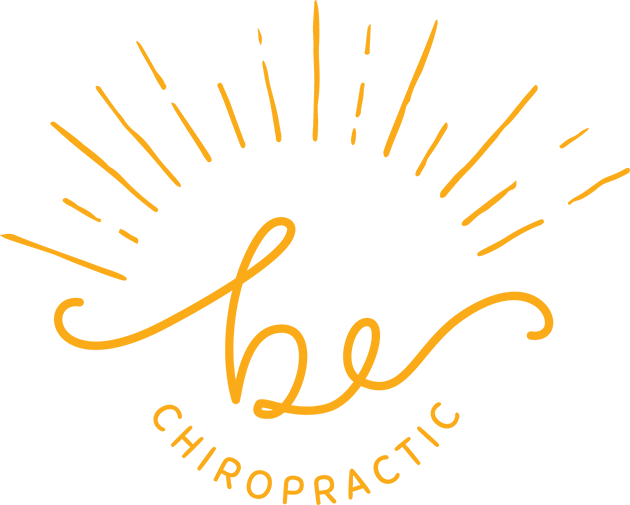 Be Chiropractic logo - Home