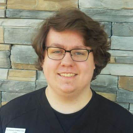 Kirk Chiropractic & Wellness Center Chiropractic Assistant, Cade