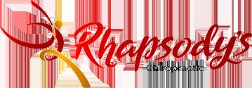 Rhapsody's Chiropractic and Wellness logo - Home