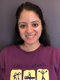 Victoria, Massage Therapist