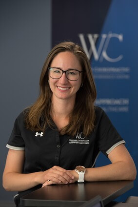 Chiropractor Fredericton, Dr. Sarah Williams