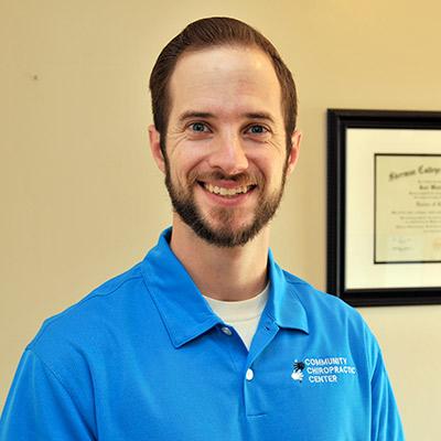 Chiropractor Greer, Dr. Joel Cox