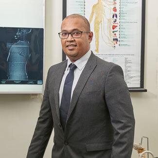 Dokter South Jakarta, Dr Ronald Janfrional