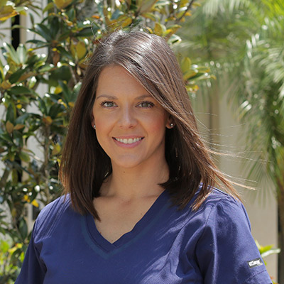 Chiropractor, Dr. Amanda Mitchell