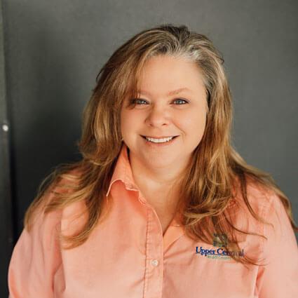 Upper Cervical Health Centers Chiropractic Assistant, Leslie Forsblom