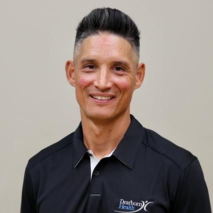 Josh Leyes, Dearborn Health personal trainer