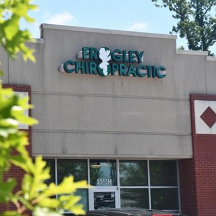Frogley Chiropractic Center exterior