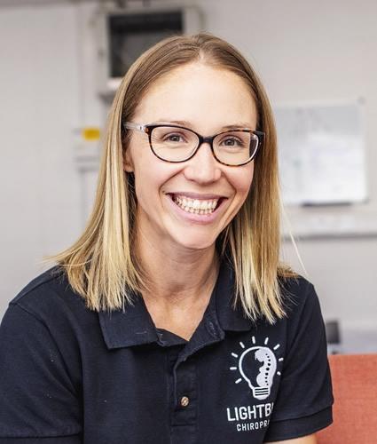 Chiropractor Colchester, Sarah Keen