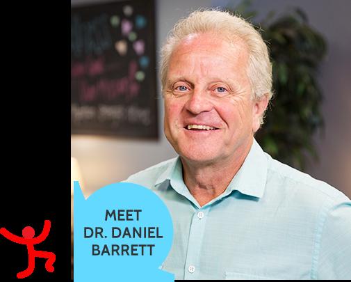 Dr. Dan headshot