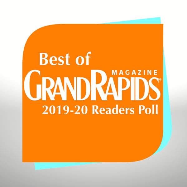 Best of Grand Rapids Readers Poll 2019-2020