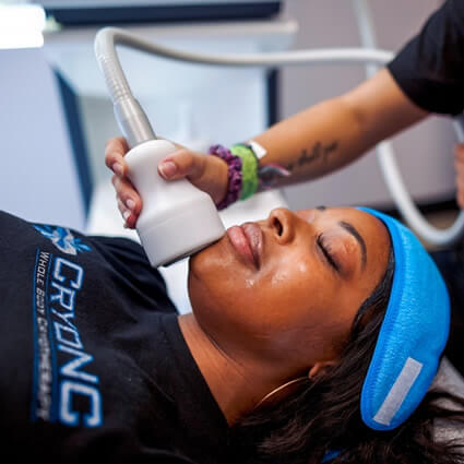 facial cryotherapy