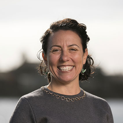 Maria DiLorenzo, Vitality Semaphore staff
