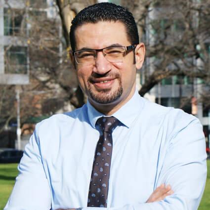 Dentist Richmond, Wessam Atteya