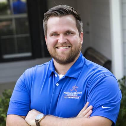 Chiropractor Gainesville, Dr. Cooper Cline