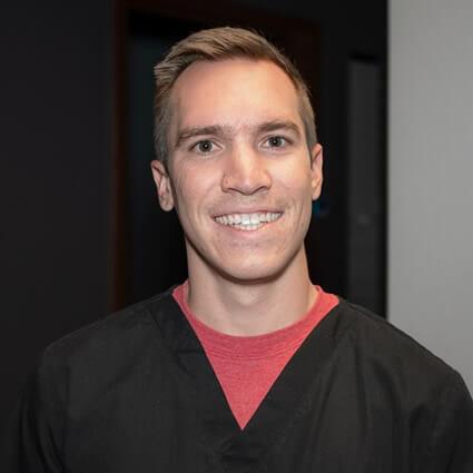 Travis Anderson, Parker Integrative Health neuro specialist med assistant