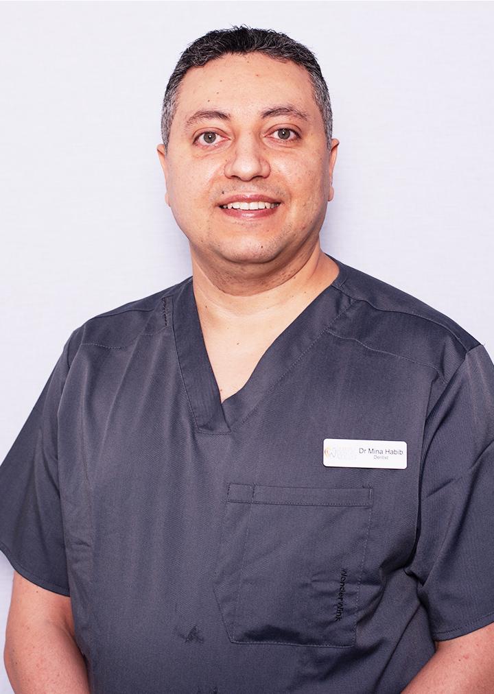 Get to Know Mina Habib (Dentist)