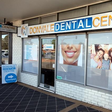Donvale Dental Centre exterior