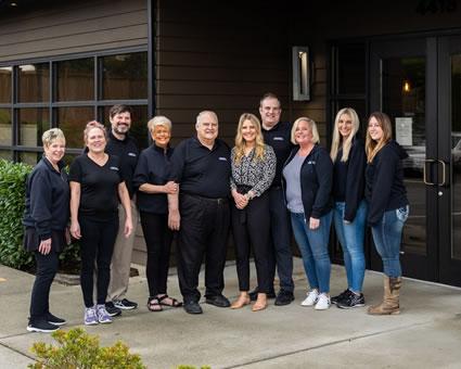 Schmidt Family Chiropractic team