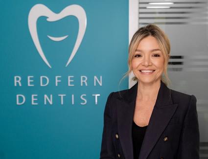 Dentist, Dr. Lina Gomez