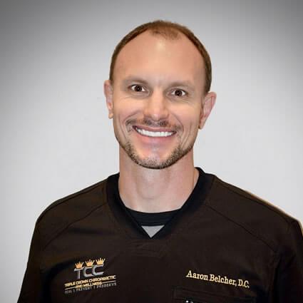 Meet Dr. Aaron