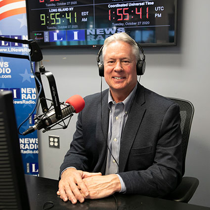 Dr. Richard on radio