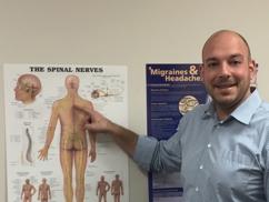 Activecare Chiropractic Chiropractor, Moe Gebara