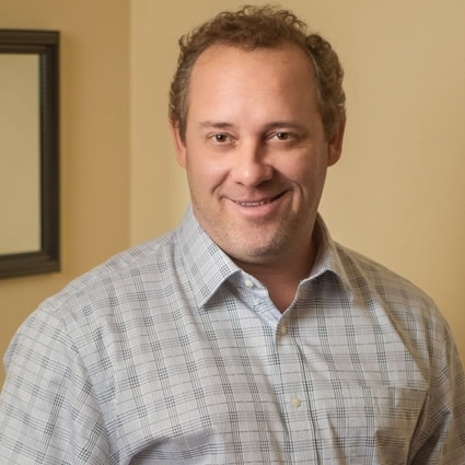 Dr. Mark headshot