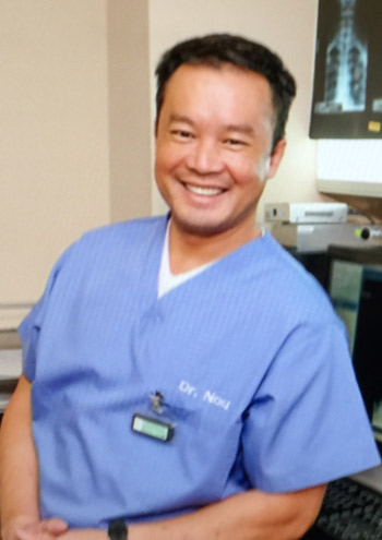 Chiropractor Bowie, Dr. Jonathan Nou