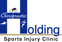 Holding Chiropractic logo
