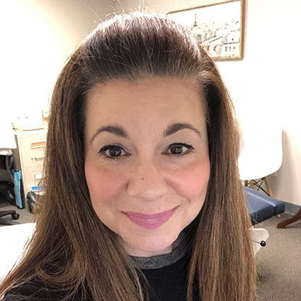 Dr. Joanne Foley headshot