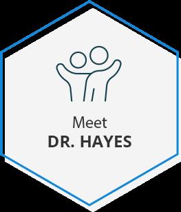 Meet Dr. Hayes