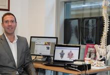 Dr. Stewart, Chiropractor Manchester City Centre