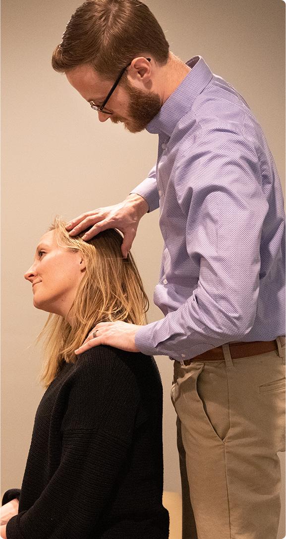 adjusting neck