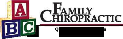 ABC Family Chiropractic logo