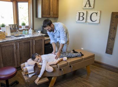 Pediatric adjustment